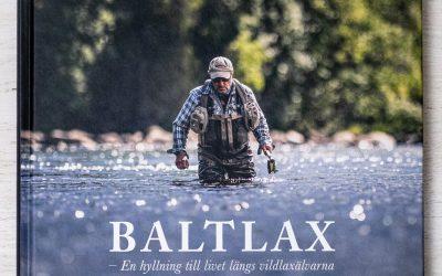 Bli laxskyddare så bjuder på vi på boken BALTLAX